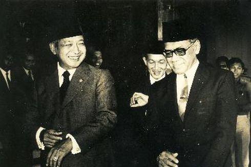Lawatan Kenegaraan Terakhir Pak Harto ke Mesir Sebelum Lengser...