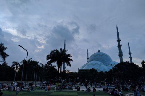 Masjid Raya Al Azhom Kota Tangerang Tak Gelar Pemotongan Hewan Kurban