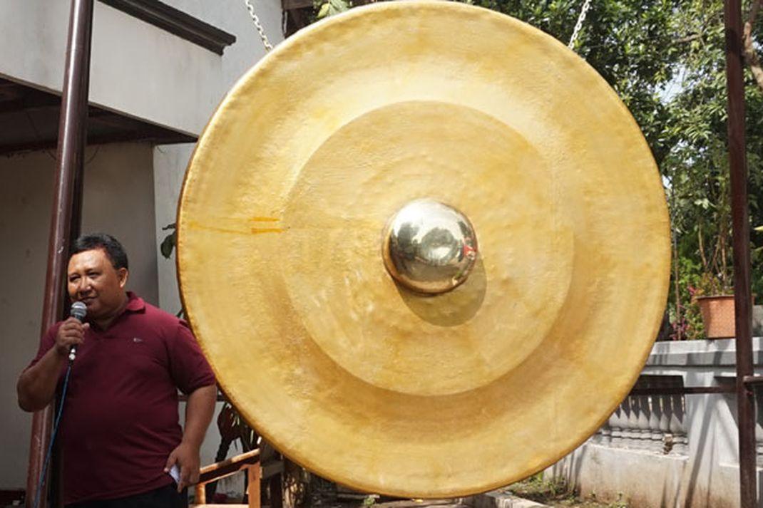 Travel - Mustika Laras, Produsen Gamelan di Nganjuk