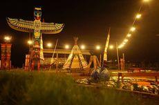 La' Ranch Glamping Adventure Pekalongan, Sensasi Glamping ala Indian