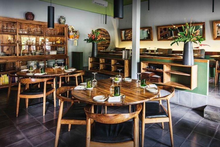 Restoran Locavore di Ubud, Bali