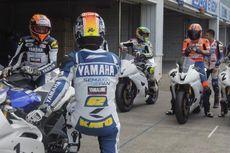 Yamaha Riding Academy di Okayama International Circuit