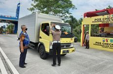 Selama PPKM Level 3-4, Ada Operasi Pembatasan di Tol Gempol-Pasuruan