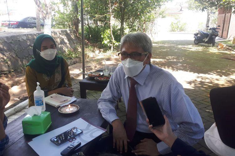Kepala OJK Jember Hardi Rofiq Nasution