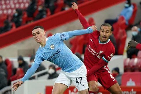 Man City Vs Man United, Guardiola: Foden Calon Legenda The Citizens