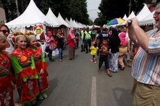 Meriahnya Festival di Kemang, Beda dengan PRJ