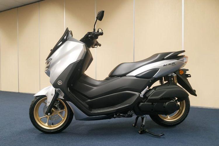 Yamaha 155 Connected