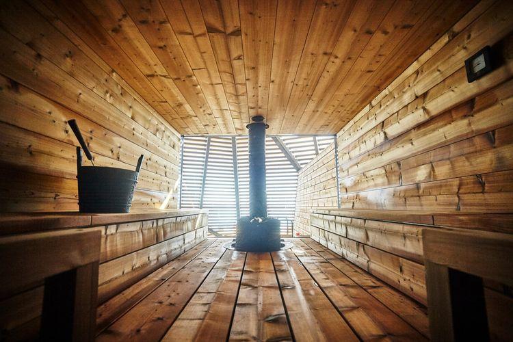 Ilustrasi Sauna.