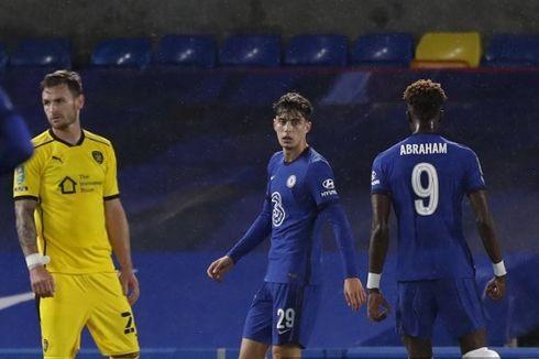 Chelsea Vs Barnsley - Havertz Gemilang, Lampard Senang