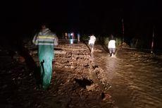 Hujan Deras Semalaman, Jalinbar Sumatera Putus Terhalang Lumpur dan Banjir