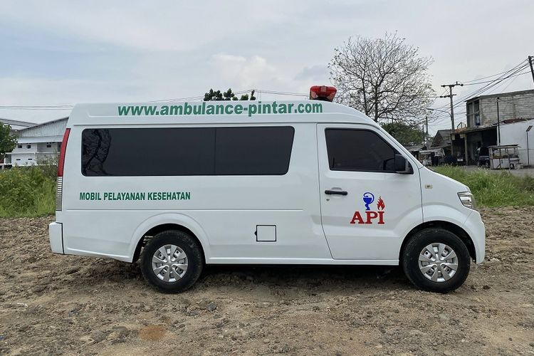 DFSK Super Cab Ambulans