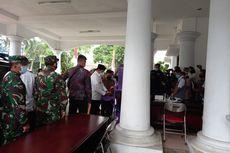 Kecuali Gubernur, 14 Pejabat di Provinsi Banten Menjalani Vaksinasi