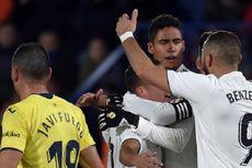 Musim Ini, Kondisi Real Madrid Sedang Tidak Baik