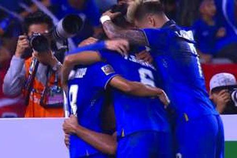 Siroch Cetak Gol Lagi, Thailand Unggul 2-0