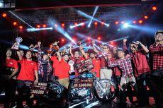 Sambangi Surabaya, Suryanation Motorland Battle Dihadiri Ribuan Peminat Motor Kustom