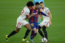Link Live Streaming Sevilla Vs Barcelona, Kickoff 22.15 WIB