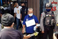 Rekonstruksi Pembunuhan 2 Mayat Tanpa Busana di Solo, Tersangka Peragakan 38 Adegan