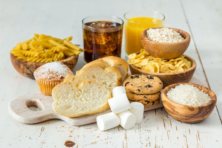Ilustrasi karbohidrat
