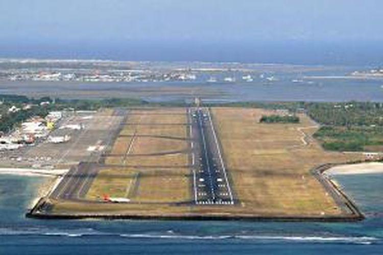 Bandara Ngurah Rai di Bali.