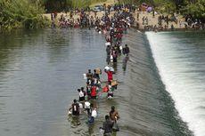 10.000 Migran Haiti yang Berlindung di Bawah Jembatan Texas Akan Dideportasi AS