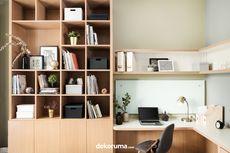 4 Prinsip Menata Ruang Kerja yang Nyaman di Rumah