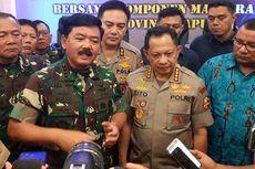 Kapolri dan Panglima TNI Akan Tinggal di Papua Selama Sepekan