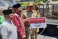 Jelang Idul Adha, Gubernur Olly Serahkan 31 Ekor Sapi Kurban