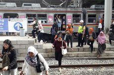 2 Jam Lebih dari Bekasi ke Jakarta, Penumpang KRL Kesal Pengoperasian Jalur DDT pada Hari Kerja