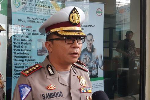 Cegah Masyarakat dari Luar Daerah ke Jakarta, Polisi Perketat