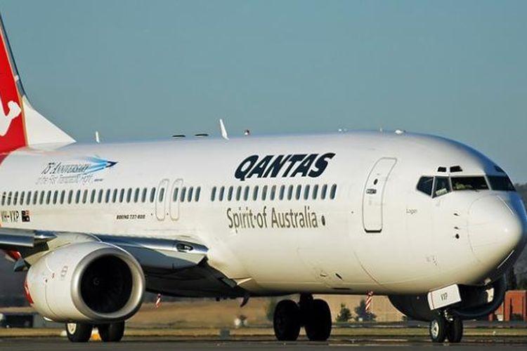 Qantas Operasikan Rute Harian Melbourne - Denpasar
