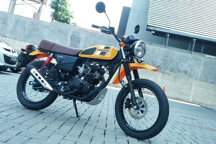 Kawasaki W175 TR