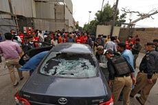 Bursa Efek Pakistan Dilempari Granat dan Ditembaki, 6 Orang Tewas