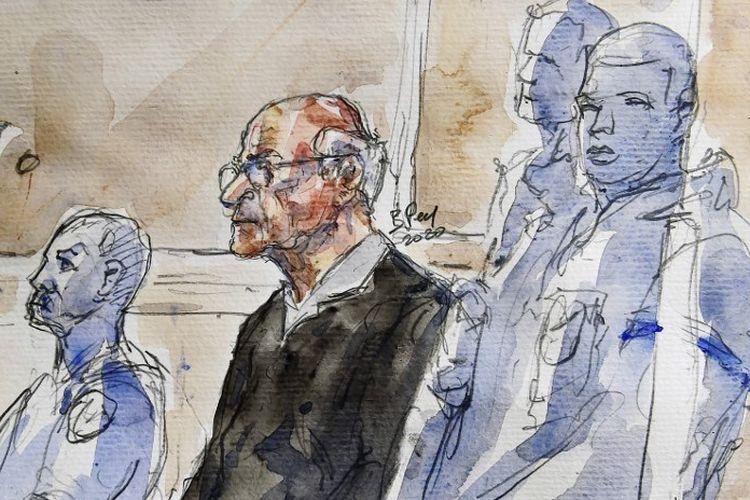 Pensiunan Ahli bedah Perancis dijatuhi hukuman 15 tahun penjara dalam kasus pedofilia terbesar di Perancis.