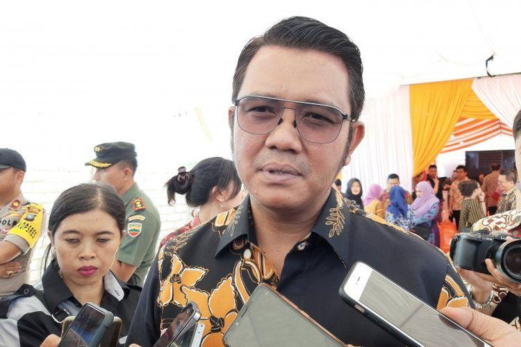 Ketua DPD Demokrat Provinsi Kepri Apri Sujadi.