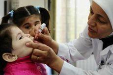 Cegah Wabah Polio, 20 Juta Anak-anak Timur Tengah Diimunisasi