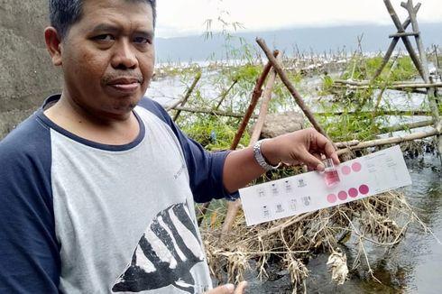 Keluh Kesah Nelayan Danau Kerinci, Jumlah Tangkapan Menurun Drastis