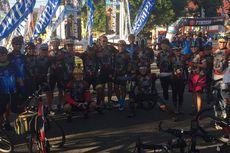 Jelajah Sepeda Flores, Pemanasan Tanjakan Sepanjang 10 Kilometer