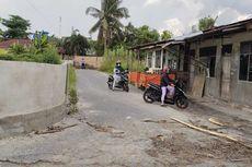 Sayuti Nekat Tutup Jalan Umum dengan Tembok 2,5 Meter, Ketua RW: Sudah Dilarang tapi Tetap Ngotot