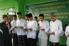 60 Ribu Laskar Santri di Demak Siap Memenangkan Jokowi-JK