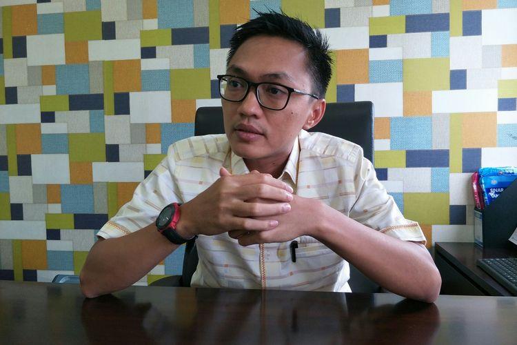 Staf Khusus Milenial Aminuddin Maruf