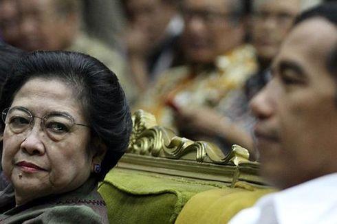 Pesan Megawati kepada Presiden Joko Widodo Lima Tahun Lalu