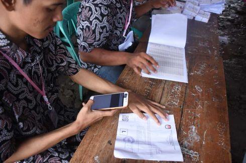 Pilkades Serentak, Satu Desa di Karawang Gunakan Sistem Scan Barcode