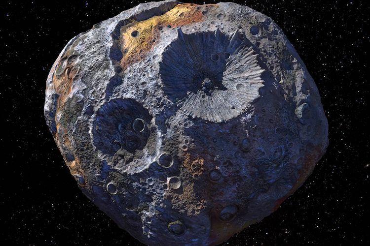 Asteroid Psyche bernilai 10 juta triliun dolar. NASA siapkan misi untuk mempelajari asteroid yang berada di sabuk asteroid antara planet Mars dan Jupiter ini, yang diduga menyimpan sejarah penting pembentukan planet awal tata surya.