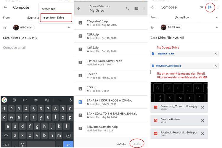 Tips Cara Mengirim Foto Lewat Google Drive Ke Wa Terbaru