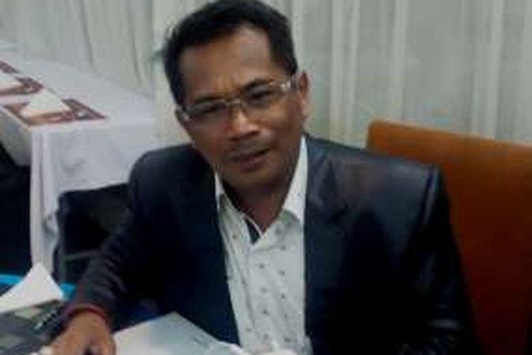 Kepala Dinas Perhubungan Provinsi Papua Djuli Mambaya