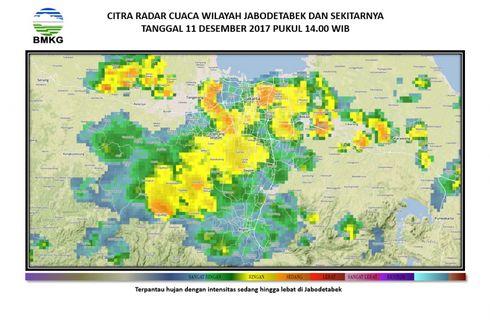 Dahlia dan Cempaka Sudah Luruh, Kenapa Hujan Lebat Guyur Jakarta?