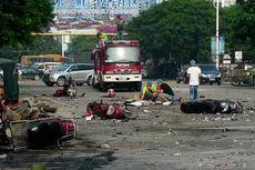 Ledakan di Sebuah Sekolah Dasar di China, 2 Tewas