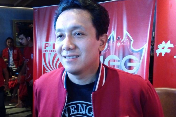 Ketua Umum Partai Keadilan dan Persatuan Indonesia (PKPI) Diaz Hendropriyono