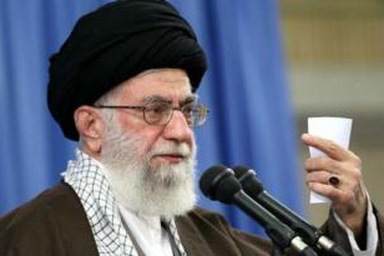 Ali Khamenei.
