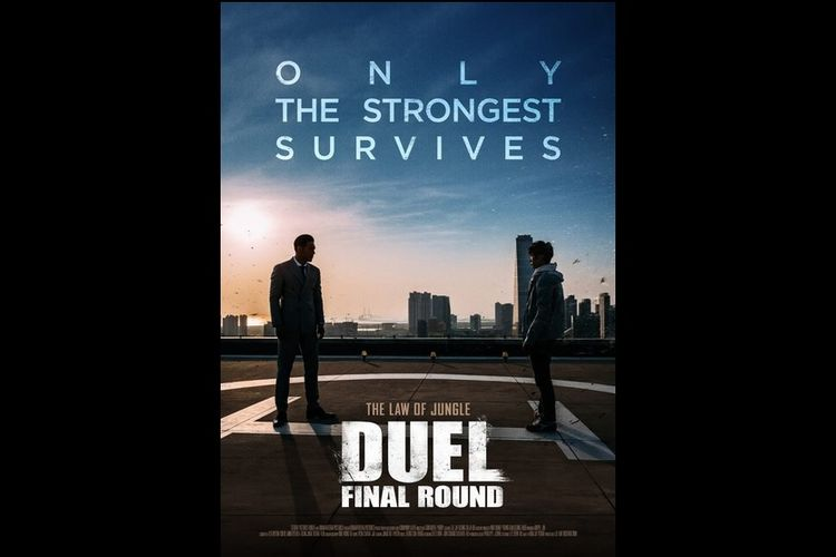 Poster film Duel Final Round.